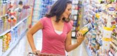 El etiquetado de los alimentos