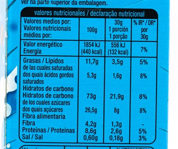 AUCHAN (ALCAMPO) JUMBLIES LECHE. | Test y Opiniones AUCHAN (ALCAMPO) JUMBLIES LECHE. | OCU