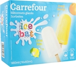 CARREFOUR ICE BAT LIMÓN | Test y Opiniones CARREFOUR ICE BAT LIMÓN | OCU