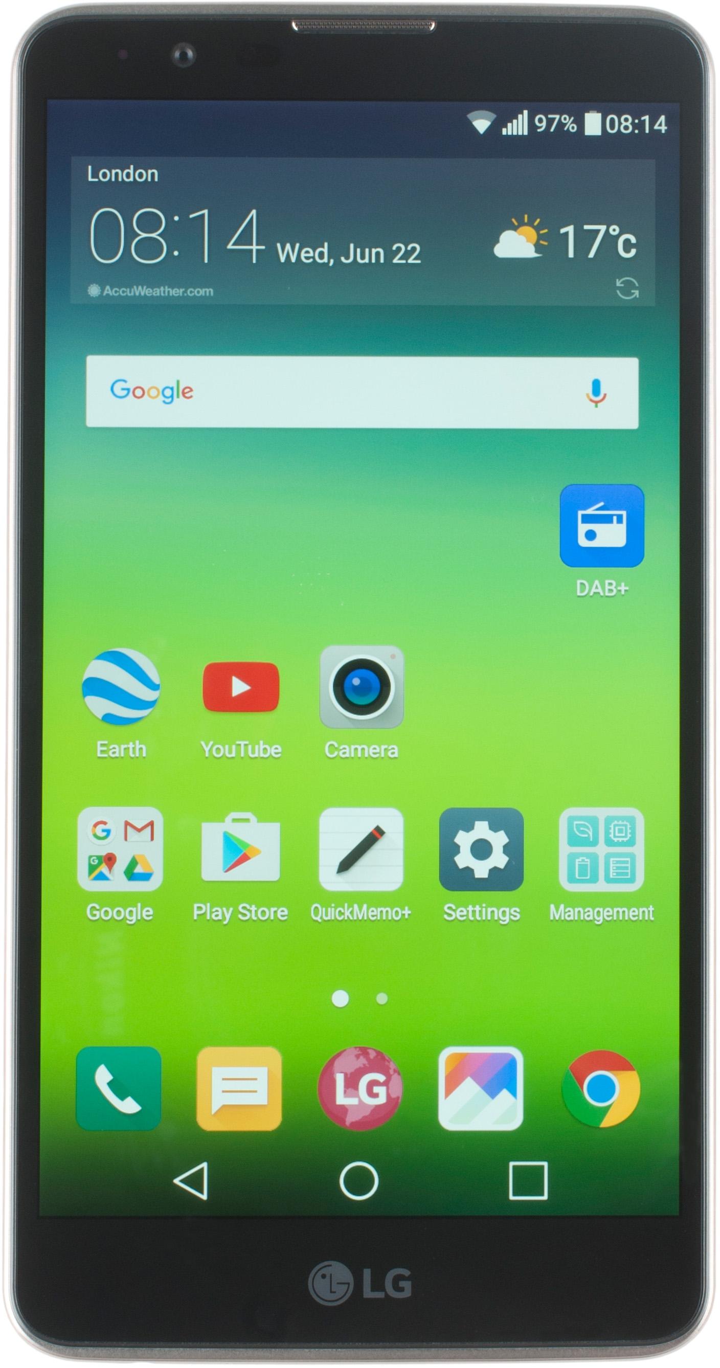Anlisis De Lg Stylus 2 K520 Comparador Telfonos Mviles Ocu Smartphone 16gb K520dy