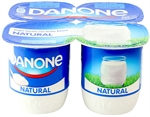 DANONE Yogur natural