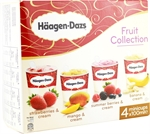 HÄAGEN-DAZS FRUIT COLLECTION STRAWBERRIES AND CREAM | Comparador Nutricional -análisis de los alimentos| OCU