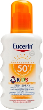EUCERIN Kids Sun 50+, Spray