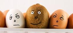 5 alimentos que no son lo que parecen