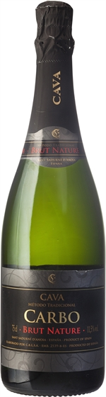 CARBÓ (ALDI) Brut Nature, Cava