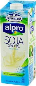 ALPRO CENTRAL LECHERA ASTURIANA Soja original