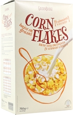 GOLDEN BRIDGE   (ALDI) Corn flakes