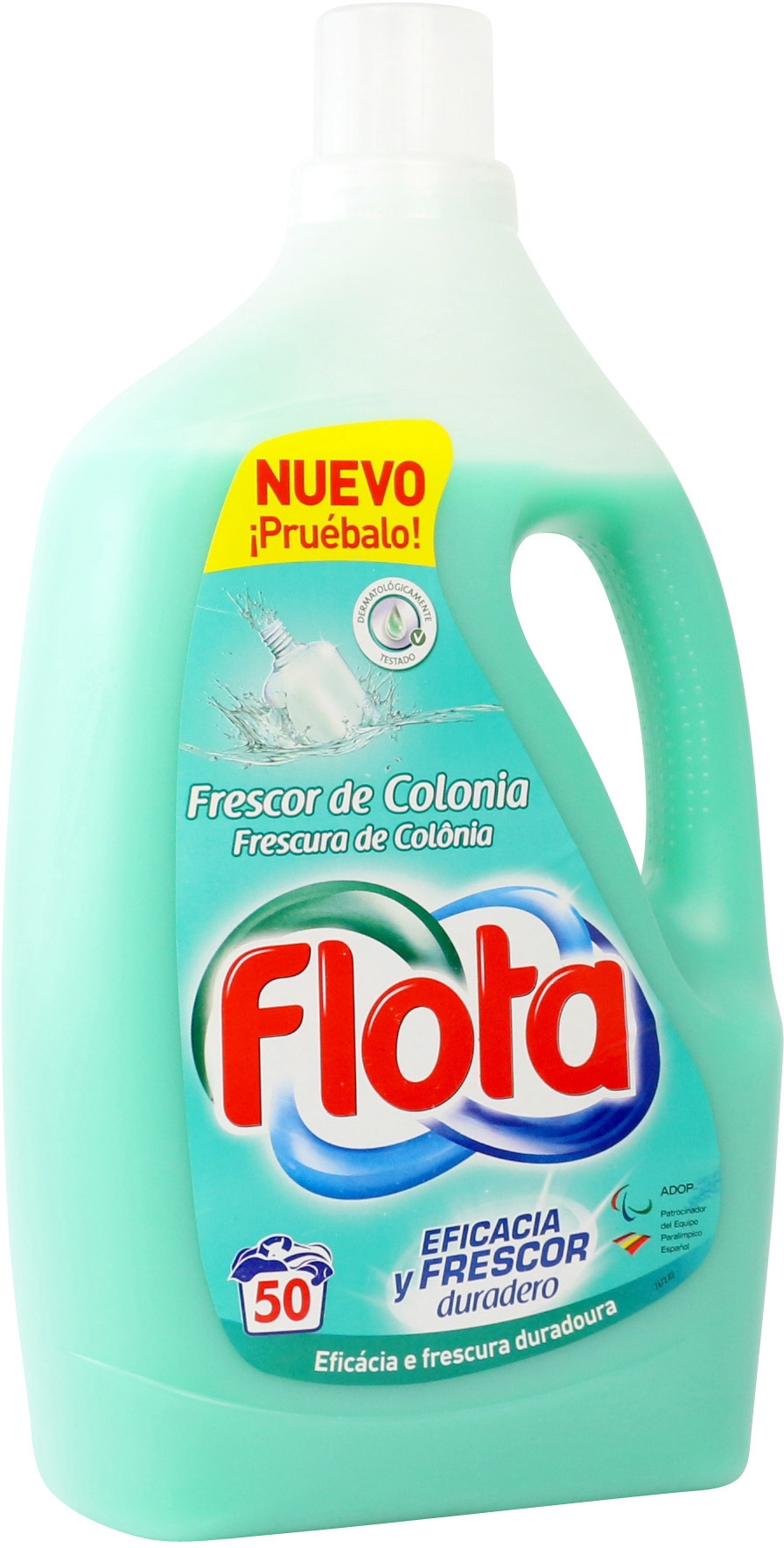 An Lisis De Flota Frescor De Colonia L Quido Comparador De  ~ Mejor Detergente Lavadora Calidad Precio