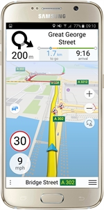 NAVMII GPS World (Navfree) (Android)