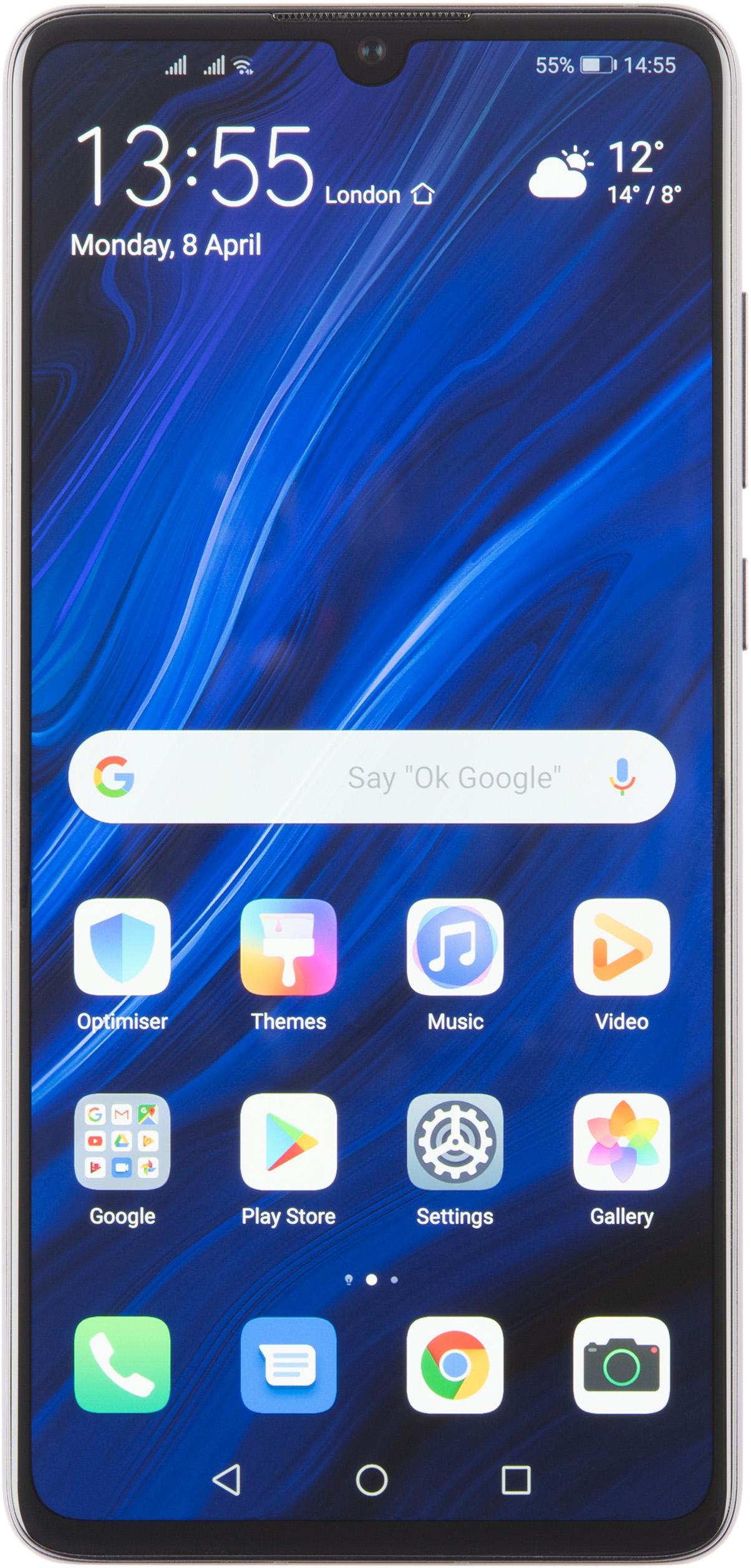 Análisis De Huawei P30 128gb Comparador De Teléfonos Móviles Ocu