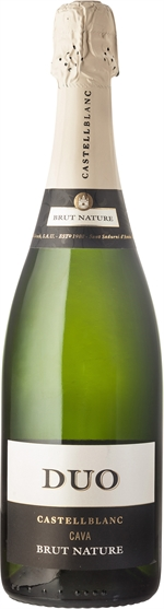 CASTELLBLANCH DUO Brut Nature, Cava