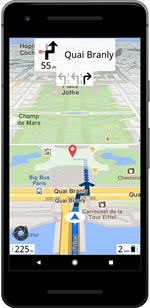 GENERAL MAGIC MAGIC EARTH NAVIGATION & MAPS (ANDROID) | Resultados de Navegadores GPS - precios, marcas y características | OCU