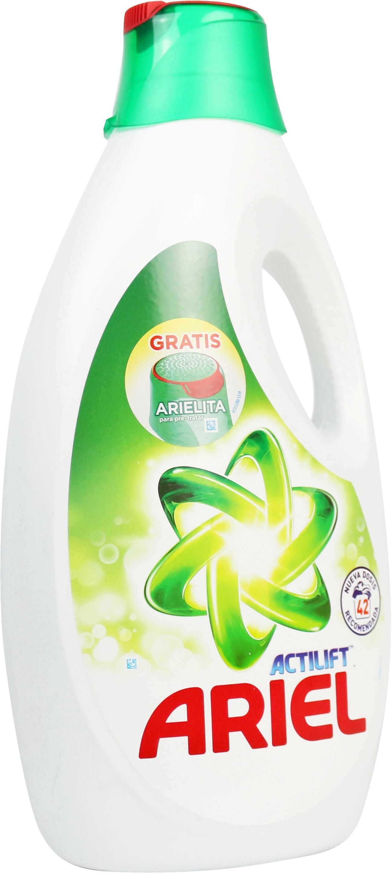 An Lisis De Ariel Actilift Liquido Comparador De Detergentes  ~ Mejor Detergente Lavadora Calidad Precio