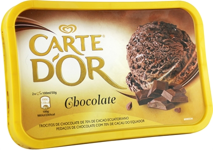 FRIGO-CARTE D'OR CHOCOLATE | Test y Opiniones FRIGO-CARTE D'OR CHOCOLATE | OCU