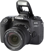 CANON EOS 77D + EF-S 18-55mm F4-5,6 IS STM