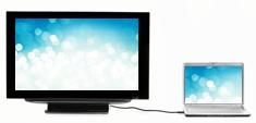 Conectar la televisión al ordenador