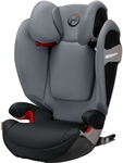 CYBEX Solution S-Fix | Test y Opiniones CYBEX Solution S-Fix | OCU