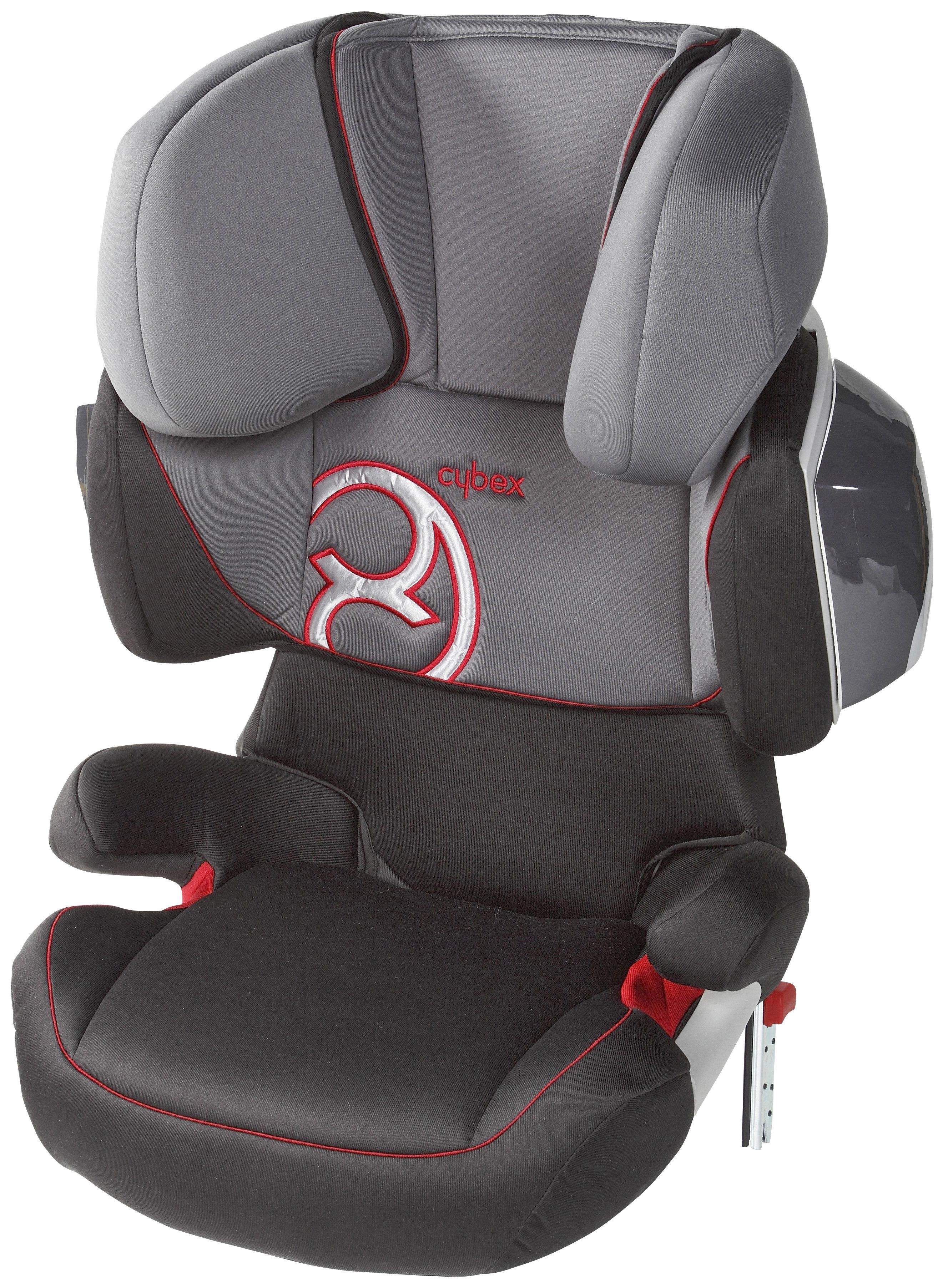 An lisis de cybex solution x2 fix comparador de sillas de coche ocu - Silla cybex solution x2 fix ...