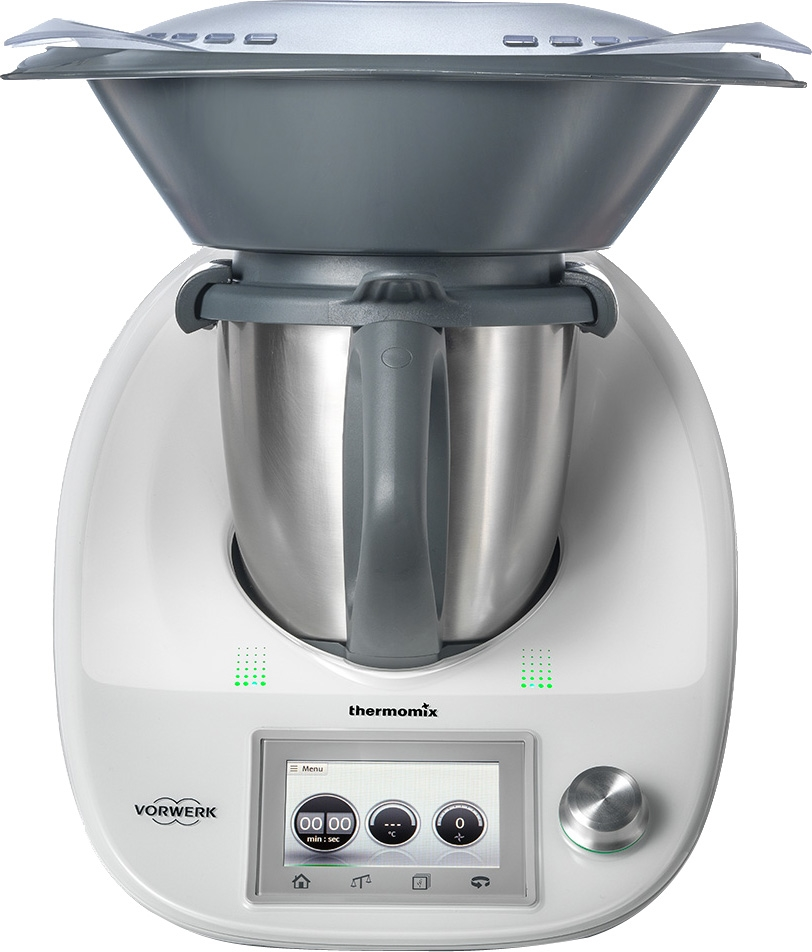 An lisis de vorwerk thermomix tm5 comparador de robots de cocina ocu - Robots de cocina thermomix ...